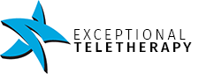 Exceptional Teletherapy Logo